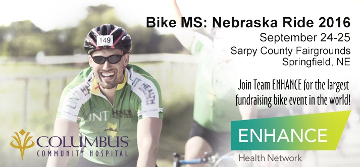 Bike MS Nebraska